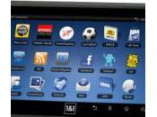 Tablette tactile Android SmartPad