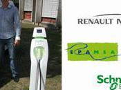 L'alliance Renault-Nissan expérimente voitures électriques