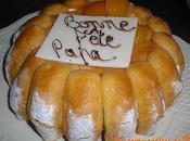 Charlotte express' abricots