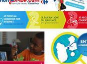 Ecommerce Antilles Carrefour lance Cmondrive.com Guadeloupe