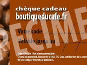 codes chèques boutiqueducafe.fr
