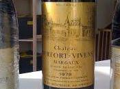 Faire découvrir vieux millésimes Chambolle Echezeaux Margaux Durfort Vivens Cote Rotie Brune Blonde