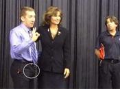 Très excité devant Sarah Palin