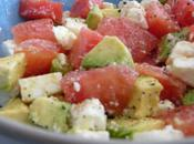 salade express, c'est pratique (plaisir gourmand juillet)