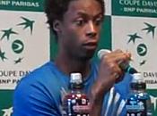 Coupe Davis Vidéo Interview Gaël Monfils (09/07/2010)