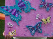 Tableau papillons maeva