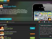 Appvip prépare dévoile application iPhone