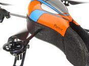Parrot AR.Drone pour iPhone pré-commande FNAC...