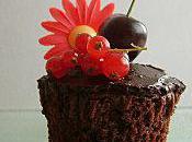 Cupcakes Chocolat Corsé Bergamote Cardamome Néroli