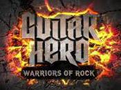 Guitar Hero Warriors Rock tracklist dévoilée