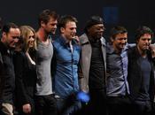 Avengers (Les Vengeurs) s'offrent teaser