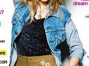 [couv] Drew Barrymore pour Nylon magazine