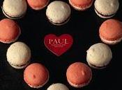 Macarons Paul charme pour Saint-Valentin