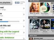 Partage pour nouveau Spotify iPhone