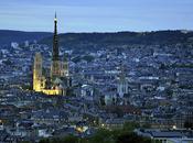 Rouen Impressionnée Projection façade