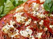 Bruschetta tomate feta JuJuBe