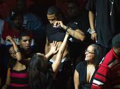 TREY SONGZ CIARA flirtent…sur scène