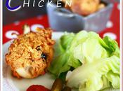 Poulet croustillant corn flakes sans gluten (crunchy chicken)