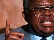 Candidat présidentielle 2011 Tshisekedi revendique place pour l'UDPS CENI