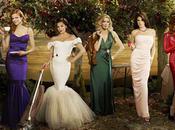 Desperate Housewives saison cadette série absente?