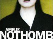Amélie Nothomb, dix-neuvième rentrée