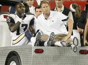 bonnes mauvaises nouvelles pour Rams
