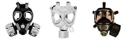 masque luxe insolite inutile