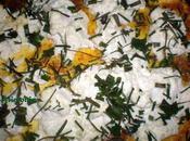Tortilla horno judias verdes-requeson/ Omelette soufflée haricots verts-ricotta