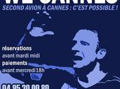 OFFICIEL: second avion supporters place pour demain l'occasion Cannes