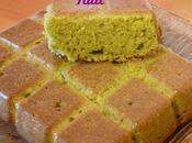 Gâteau pistache