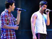 anniversaire Nick Jonas, Rida Madeline Zima