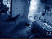 """""""Paranormal Activity l'affiche."""