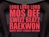 Kanye West Lord Def, Swizz Beatz, Raekwon Charlie Wilson)