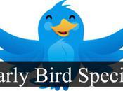 Twitter lance dans l'e-commerce avec @Earlybird
