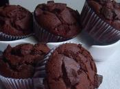 """""""Faux"""" muffins tous chocolat, comme chez Ronald!"""