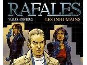 Rafales Inhumains (Tome