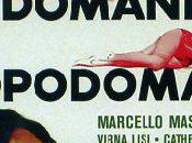 Aujourd'hui, demain après Oggi domani dopodomani, Marco Ferreri, Rafael Razcona Eduardo Filippo (1965)