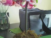 Boule fleurs rubans) faire meme (DIY)