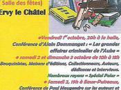 Salon Livre d'Ervy Châtel 2010