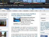 Location d'une villa avec piscine l'île Madère www.villa-madere.com