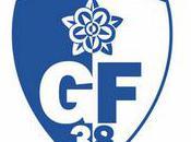Football GF38 Nabil Taïder l'essai