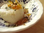 Gâteau semoule oriental