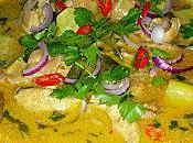 Curry Vert Poulet