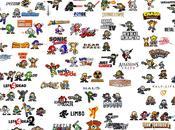 """personnages jeux vidéo """"MegaMan-isés"""""""