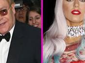 Elton John Lady Gaga