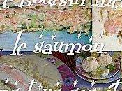 Petits gâteaux coquillettes Saumon Boursin fines herbes