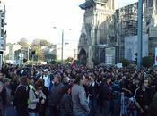 manifestants contre réforme retraites Caen