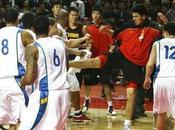 Bagarre générale entre basketteurs chinois brésiliens