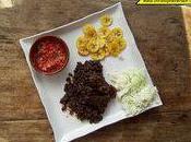 Boeuf haricots noirs façon Caraïbes