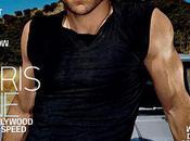 Voici Chris Pine pour couverture magazine Details